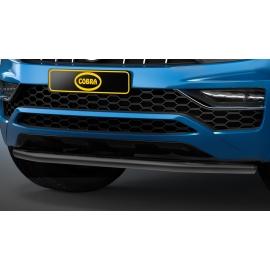 Cityguard / přední ochranný rám, nerezová černá Ø 60 mm pro VW Amarok
