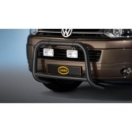 Přední rám z nerezové oceli černá Ø 60 mm pro VW T5
