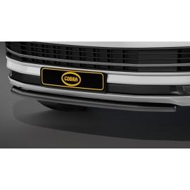 Cityguard / přední ochranný rám, nerezová černá Ø 60 mm pro VW T6
