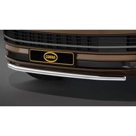 Cityguard / přední ochranný rám, nerezová ocel Ø 60 mm pro VW T6