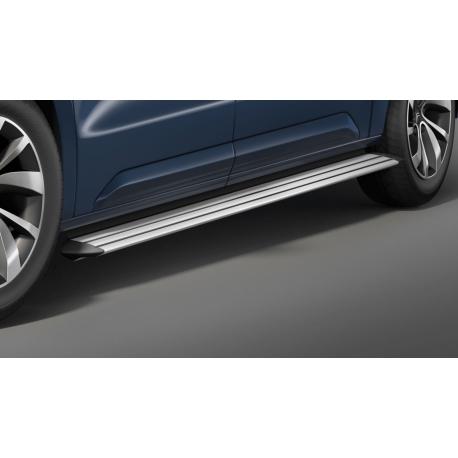 Hliníkový schod, rozvor 2 925 mm pro Citroen Jumpy + Space Tourer, Peugeot Traveler + Expert (Tepee), Toyota Proace (Verso)