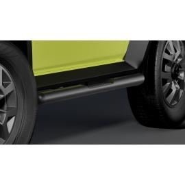Boční rám s nášlapem, černý, Ø 60 mm pro Suzuki Jimny