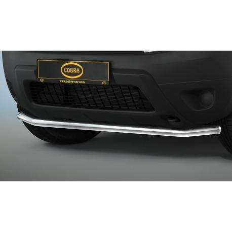 Přední rám CITY, nerezová ocel Ø 48 mm pro Dacia Duster