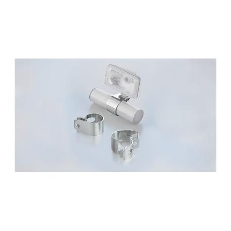 Konzola světlometů (2 kusy) chrom 60 mm