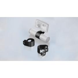 Konzola světlometů (2 kusy) černá 42 mm