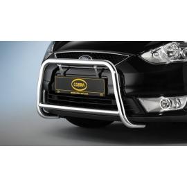 Přední rám z nerezové oceli chromu Ø 48 mm pro Ford Galaxy a S-Max