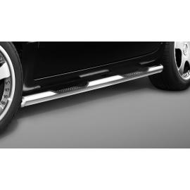 Boční rám s nášlapy, nerezová ocel Ø 60 mm pro Ford Galaxy a S-Max