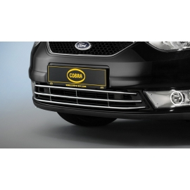 """Přední nárazník """"gril"""" z nerezové oceli Ø 15 mm pro Ford Galaxy od roku 2007 do roku 2011"""