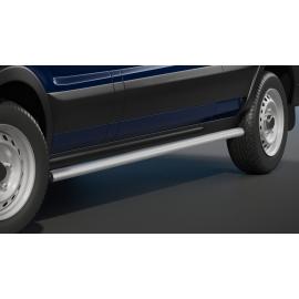 Boční rám z nerezové oceli (matná) Ø 60 mm pro rozvor 3.750 mm (L3) pro Ford Transit