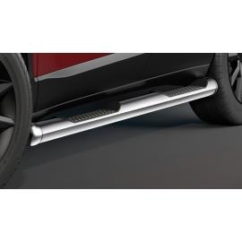 Boční rám s nášlapem, nerezová ocel Ø 80 mm pro Jeep Cherokee