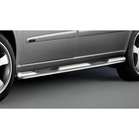 Boční rám s nášlapy, nerezová ocel Ø 60 mm, posuvné dveře vlevo a vpravo pro Mercedes V-Class & Vito & Viano
