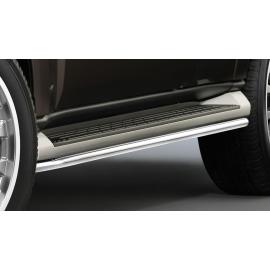 Schody z nerezové oceli, krátký rozvor pro model Mitsubishi Pajero V80