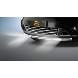 Cityguard-přední ochranný rám s LED denními světly Ø 60 mm pro Nissan Murano