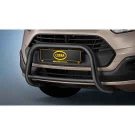 Přední rám, ocelová černá Ø 60 mm pro Ford Tourneo Custom + Transit Custom