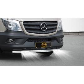 Cityguard-přední ochranný rám s LED osvětlením Ø 60 mm pro Mercedes Sprinter