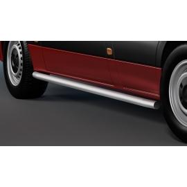 Boční rámBoční rám z nerezové oceli 60 mm kartáčované (matné), rozvor MR-L pro Mercedes Sprinter