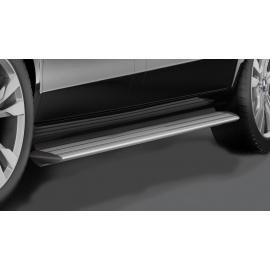 Hliníkové schody - posuvné dveře pravé a levé - pouze dlouhý rozvor pro Mercedes V-Class & Vito & Viano