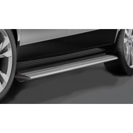 Hliníkové schody, pouze posuvné dveře - pouze dlouhý rozvor pro Mercedes V-Class & Vito & Viano