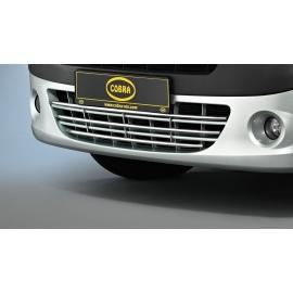 """Přední nárazník """"gril"""" z nerezové oceli Ø 15 mm pro Renault Kangoo"""