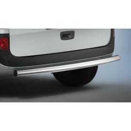 Zadní ochranný rám z nerezové oceli Ø 60 mm pro Mercedes Citan a Renault Kangoo